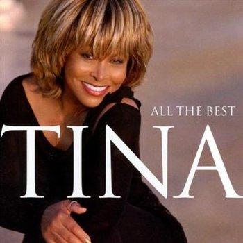TINA TURNER - ALL THE BEST TINA (CD)