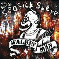 SEASICK STEVE - THE BEST OF WALKIN MAN