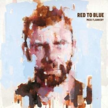 MICK FLANNERY - RED TO BLUE (CD)