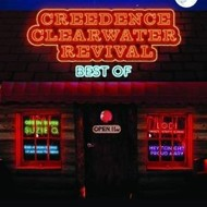 CREEDENCE CLEARWATER REVIVAL - BEST OF CREEDENCE CLEARWATER REVIVAL (CD).