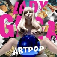 LADY GAGA - ARTPOP (CD).