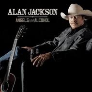 ALAN JACKSON - ANGELS AND ALCOHOL (CD).