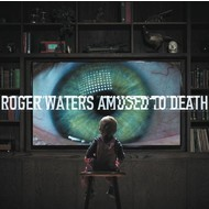 ROGER WATERS - AMUSED TO DEATH (CD).