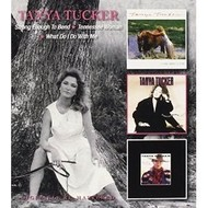 TANYA TUCKER - STRONG ENOUGH TO BEND / TENNESSEE WOMAN / WHAT DO I DO WITH ME