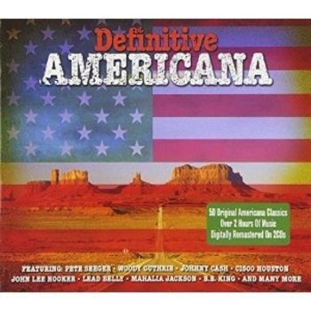 definitive america  DEFINITIVE AMERICA - VARIOUS ARTISTS -