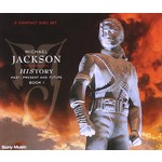 MICHAEL JACKSON - HISTORY, PAST PRESENT AND FUTURE (CD).