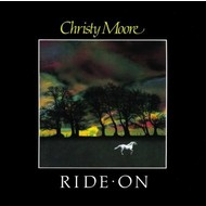 Warner Music Ireland,  CHRISTY MOORE - RIDE ON (CD)