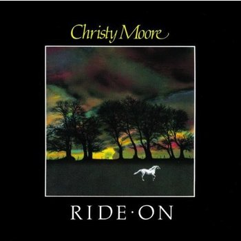 CHRISTY MOORE - RIDE ON (CD)