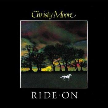 Warner Music Ireland,  CHRISTY MOORE - RIDE ON (CD)