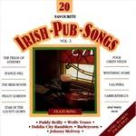 20 FAVOURITE IRISH PUB SONGS, VOLUME 2 - VARIOUS ARTISTS (CD)...
