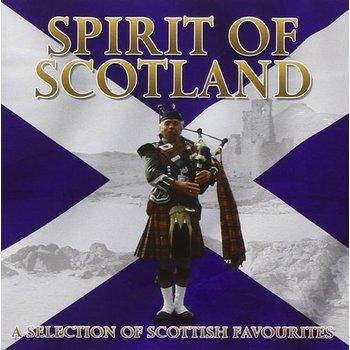 SPIRIT OF SCOTLAND - A SELECTION OF SCOTTISH FAVOURITES