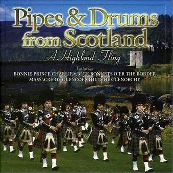 PIPES & DRUMS FROM SCOTLAND