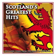 SCOTLAND'S GREATEST HITS - VARIOUS ARTISTS (CD)...