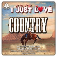 I JUST LOVE COUNTRY - VARIOUS ARTISTS (CD).. )
