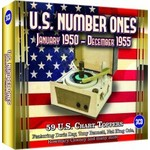 U.S. NUMBER ONES, JANUARY 1950 - DECEMBER 1955 - VARIOUS ARTISTS (3 CD SET)...