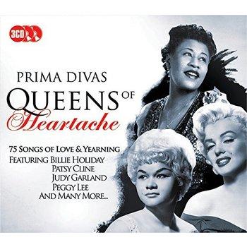 PRIMA DIVAS - QUEENS OF HEARTACHE (CD)