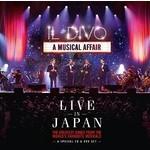 IL DIVO - A MUSICAL AFFAIR LIVE IN JAPAN (CD / DVD).  )