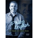 PHILIP ENGLISH - IT TAKES AN IRISH MAN (DVD)
