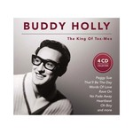 BUDDY HOLLY - THE KING OF THE TEX-MEX (CD)...