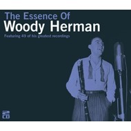 WOODY HERMAN - THE ESSENCE OF WOODY HERMAN (2 CD SET)