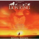 THE LION KING SPECIAL EDTION - SOUNDTRACK (CD).  )