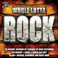 WHOLE LOTTA ROCK - VARIOUS