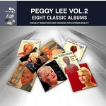 PEGGY LEE - VOLUME 2: EIGHT CLASSIC ALBUMS