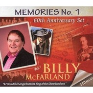 BILLY MCFARLAND - MEMORIES NO 1 (CD)...