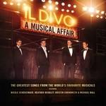 IL DIVO - A MUSICAL AFFAIR (CD).  )