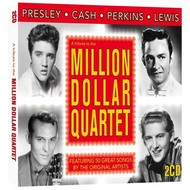 A TRIBUTE TO THE MILLION DOLLAR QUARTET