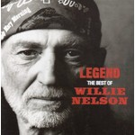 WILLIE NELSON - LEGEND THE BEST OF WILLIE NELSON (CD).