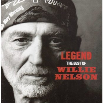 WILLIE NELSON - LEGEND THE BEST OF WILLIE NELSON (CD)