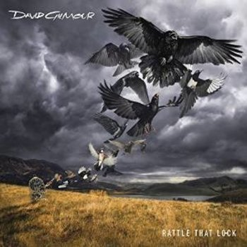 Columbia,  DAVID GILMOUR - RATTLE THAT LOCK CD