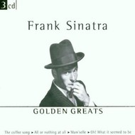 FRANK SINATRA - GOLDEN GREATS (CD)././..