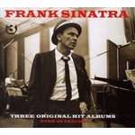 FRANK SINATRA - THREE ORIGINAL HIT ALBUMS (CD).