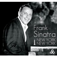 FRANK SINATRA - NEW YORK, NEW YORK (CD).. )