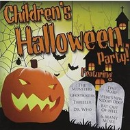 CHILDREN'S HALLOWEEN PARTY (CD)