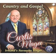 CURTIS MAGEE - COUNTRY & GOSPEL