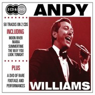 ANDY WILLIAMS - COLLECTION: 2CD +DVD