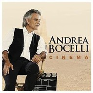 ANDREA BOCELLI - CINEMA (CD).