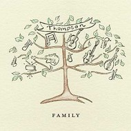 THOMPSON - FAMILY (CD)