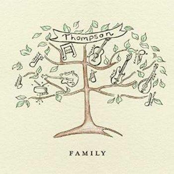THOMPSON - FAMILY (CD)