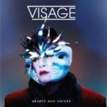 VISAGE - HEART & KNIVES