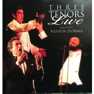 THREE TENORS - LIVE