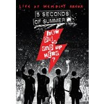 5 SECONDS OF SUMMER  - HOW DID WE END UP HERE (DVD).