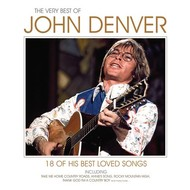 JOHN DENVER - THE VERY BEST OF JOHN DENVER (CD)....