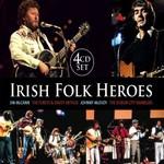 IRISH FOLK HEROES (4 CD)...