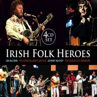 IRISH FOLK HEROES (4 CD)...