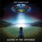 JEFF LYNNE'S ELO - ALONE IN THE UNIVERSE (CD)