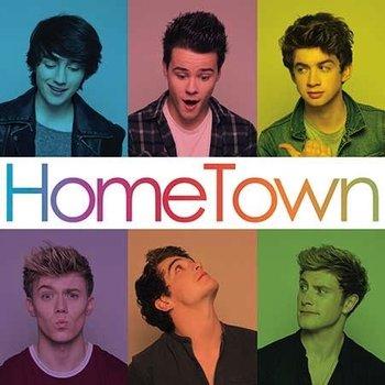 HOMETOWN - HOMETOWN (CD)